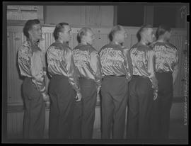 Albina Engine & Machine Works, steamfitters bowling team
