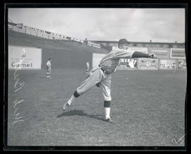 Herb Brett, baseball player for Seattle