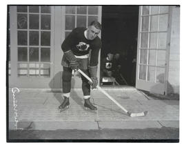 Townsend, hockey player for Portland Rosebuds