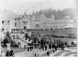 Opening Day, Lewis and Clark Centennial Exposition, 1905