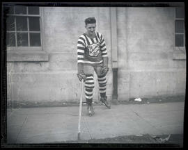 Hap Murray, hockey player for Goodsell Ford
