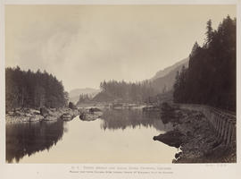 """O.9. Tooth Bridge and Eagle Creek Crossing, Cascades."""