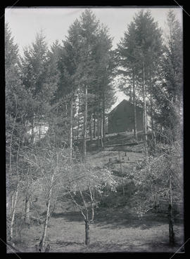 View of the House at Jennings Lodge