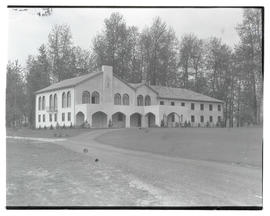 Clubhouse at Alderwood Country Club, Portland
