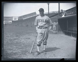 Averill, baseball player for San Francisco