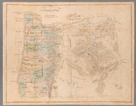 A Diagram of Oregon (1861)