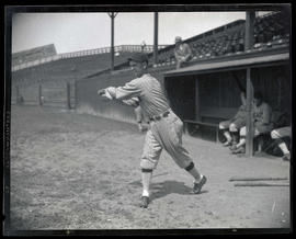 Williams, baseball player for San Francisco