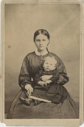 Lockwood, Mary Crane (Bryant) Conway and first son