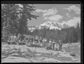 Men's Garden Club trip to Mount Adams