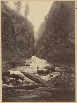 Oneonta Gorge (Mammoth S-26)
