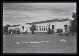High School - Hermiston, Oregon