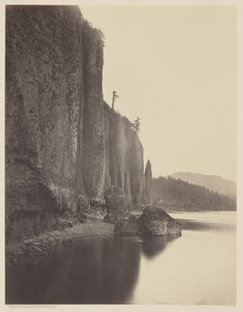"""Cape Horn. Columbia River."" (Mammoth 419)"