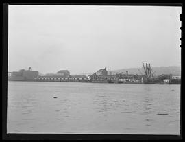 Portland waterfront docks and repair facilities