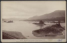 """D172. Islands in the Columbia, Upper Cascade, W.T."""