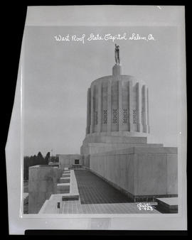 West Roof State Capitol - Salem, Oregon