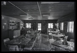 Dining Room of the Singing Springs Ranch - Agness, Oregon