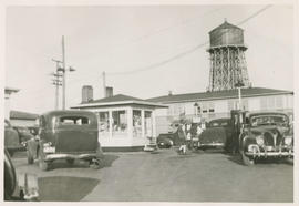Vanport gas station