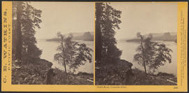 """Castle Rock, Columbia River."" (Stereograph 1248)"
