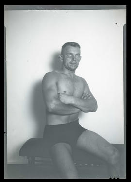 Wallace, possibly a wrestler