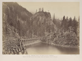 """O.23. Beaver Lake, Columbia River, Oregon."""