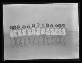 """Miss Oregon"" contest at Seaside"