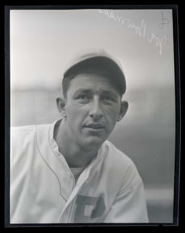 Joe Bowman, baseball player for Portland