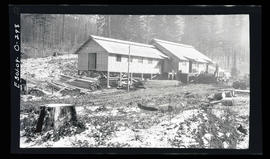 Oak Grove project, mess camp #1 ½
