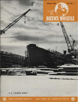 The Bo's'n's Whistle, Volume 03, Number 03