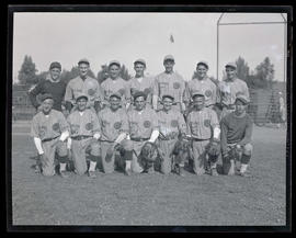 Portland Post No. 1 baseball team