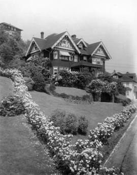Henry Hahn house, 2636 NW Cornell Drive, Portland, Oregon