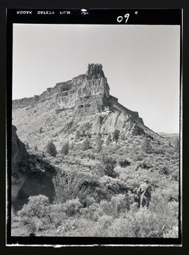 Ship Rock at Cove Palisade State Park area
