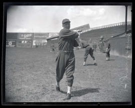 Jim Coveny, baseball player for Oakland