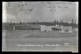 Tillamook Cheese Factory - Tillamook, Oregon