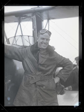 William C. Crawford, pilot
