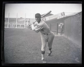 Carlyle, baseball player for Hollywood