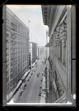 Photograph of 5th Street?, downtown Portland
