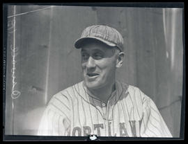 Orwall, baseball player for Portland