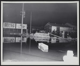 Flood at Night, Vanport Flood