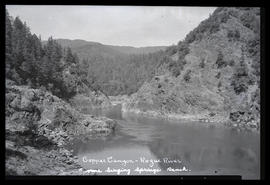 Copper Canyon - Rogue River, near Singing Springs Ranch