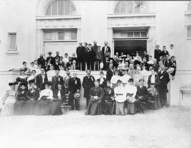 Lewis family members, Lewis and Clark Centennial Exposition, 1905