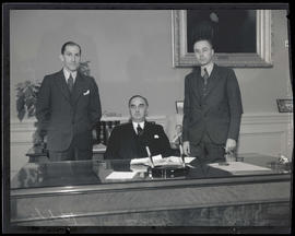 Fred E. Kiddle, Julius L. Meier, and Earl W. Snell