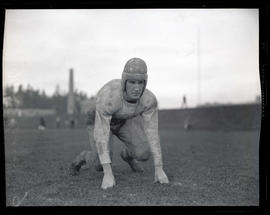 Ned Gleason, Grant High School football player