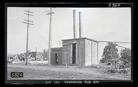 Vancouver substation
