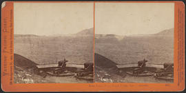 """Fort Point, from Black Point, San Francisco."" (Stereograph946)"