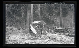 Oak Grove project, sawmill at camp #2 ½