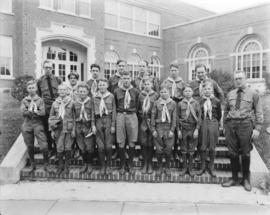 Boy Scout Troop #22, Portland, OR. circa 1922