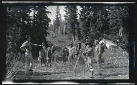 Photographing at Mount Rainier National Park