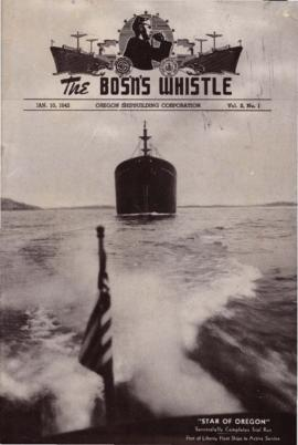 The Bo's'n's Whistle, Volume 02, Number 01