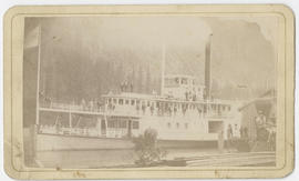 Steamer R. R. Thompson