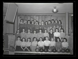 Albina Engine & Machine Works women's bowling teams